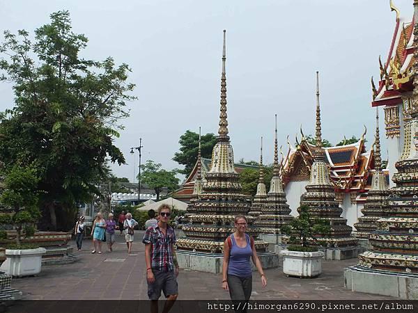 泰國-臥佛寺-5