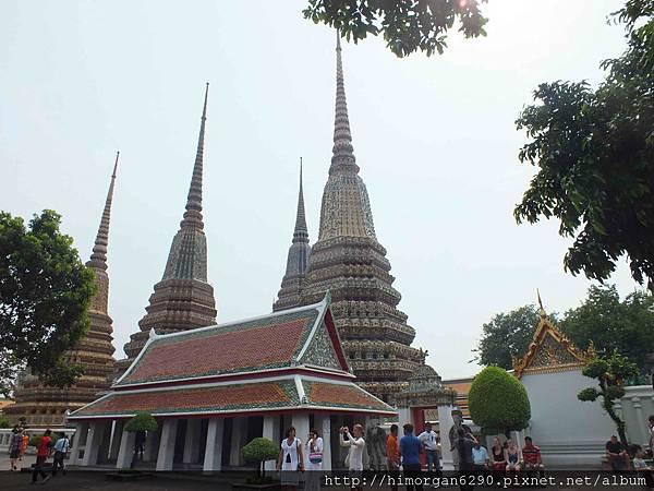 泰國-臥佛寺-6