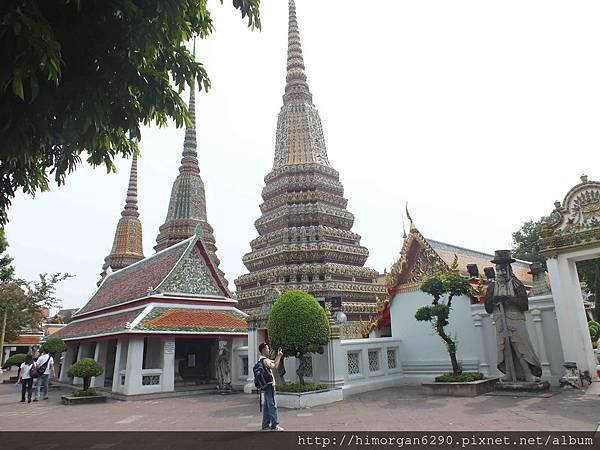 泰國-臥佛寺-7