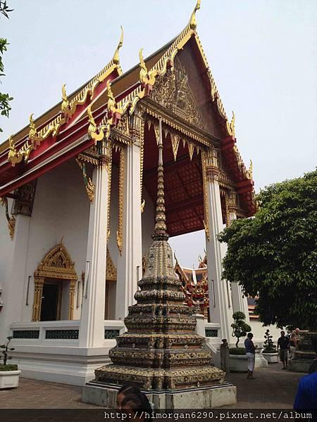 泰國-臥佛寺-10