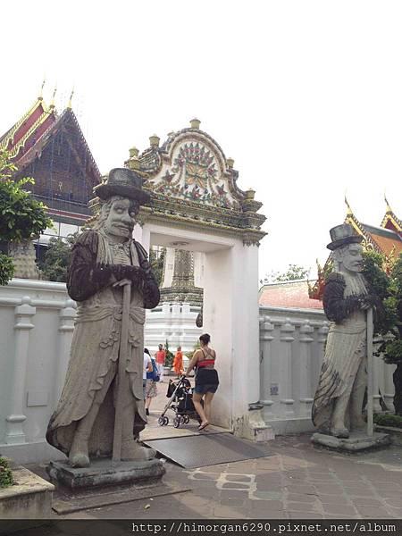 泰國-臥佛寺-12