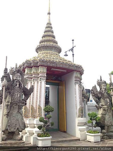 泰國-臥佛寺-13