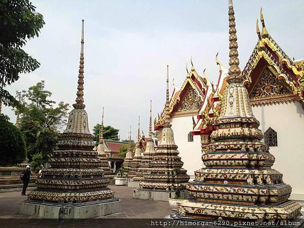 泰國-臥佛寺-14