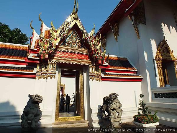泰國-臥佛寺-16