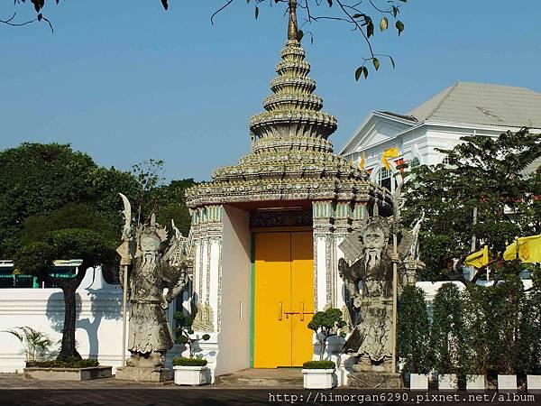 泰國-臥佛寺-17