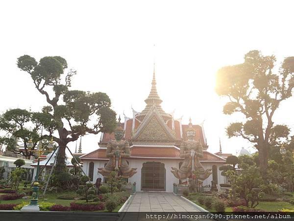 泰國-鄭王廟-1