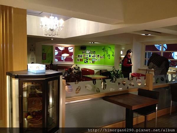 胖達咖啡輕食館-2F-4