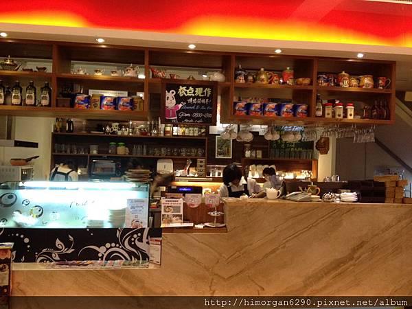 胖達咖啡輕食館-14