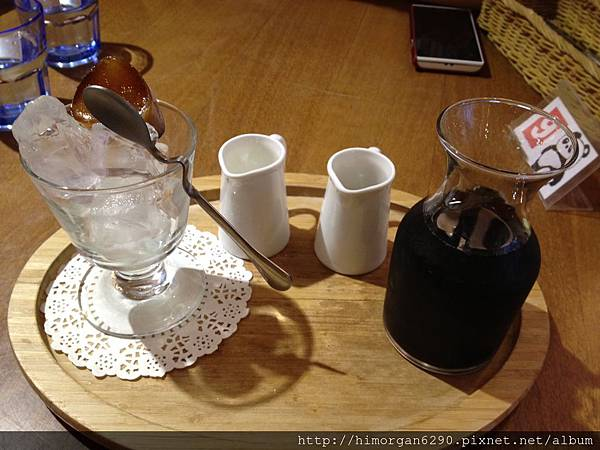 胖達咖啡輕食館-黃金冰滴咖啡