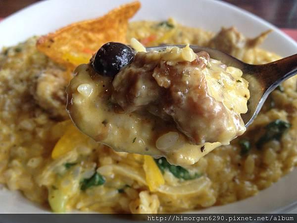 MoMoPasta南瓜雞肉燉飯-1