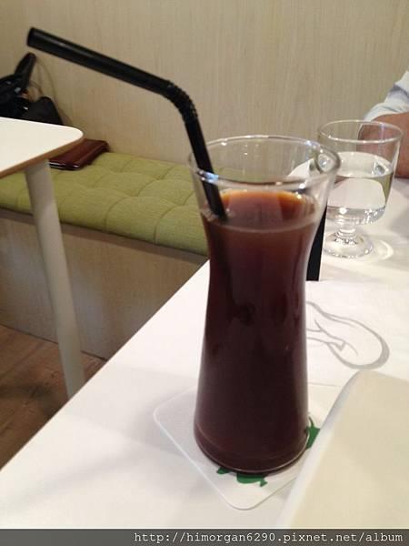 晨市輕食-冰紅茶