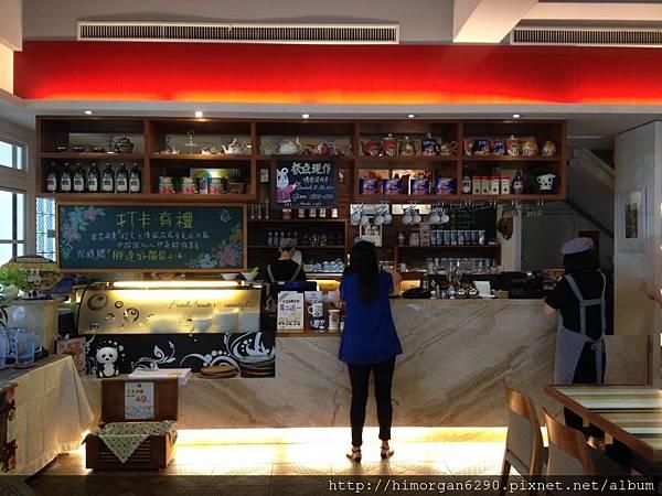 胖達咖啡輕食館-9