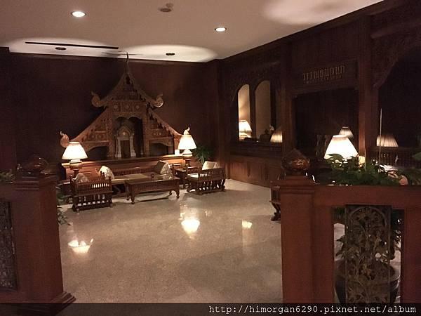 Chiang Mai Plaza Hotel-7