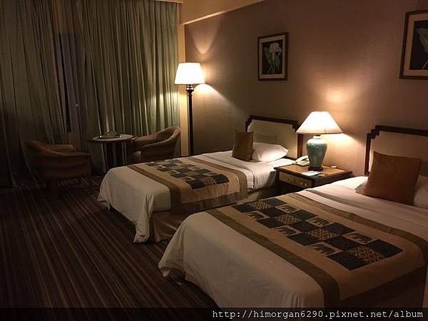 Chiang Mai Plaza Hotel-17