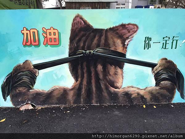 菁埔貓咪彩繪村-10