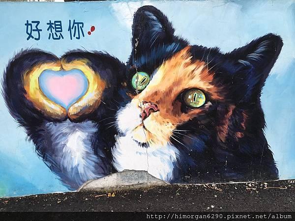 菁埔貓咪彩繪村-11