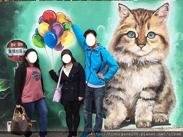 菁埔貓咪彩繪村-17