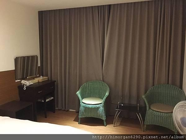 烏山頭湖境度假旅館-4