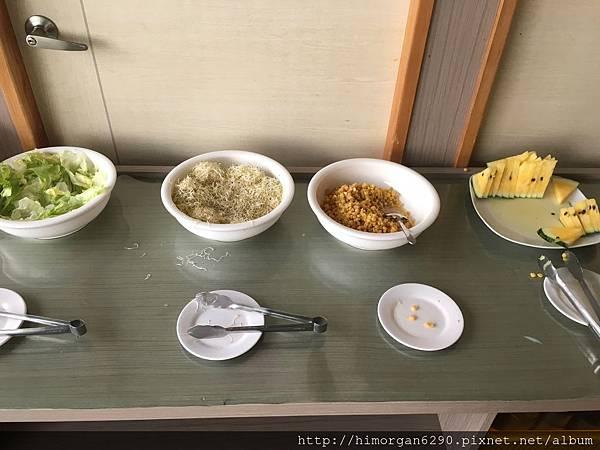 烏山頭湖境度假旅館-15