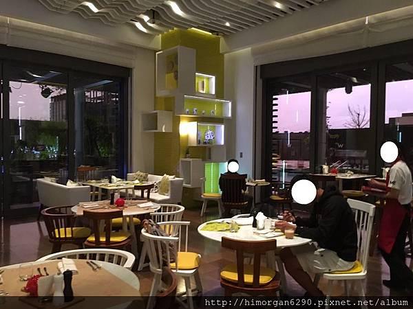 W Hotel西餐廳-2