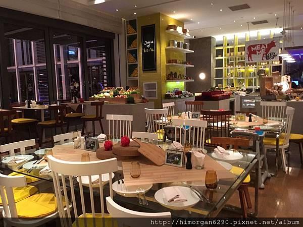 W Hotel西餐廳-4