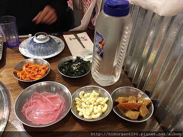 滋滋咕嚕韓式烤肉-9