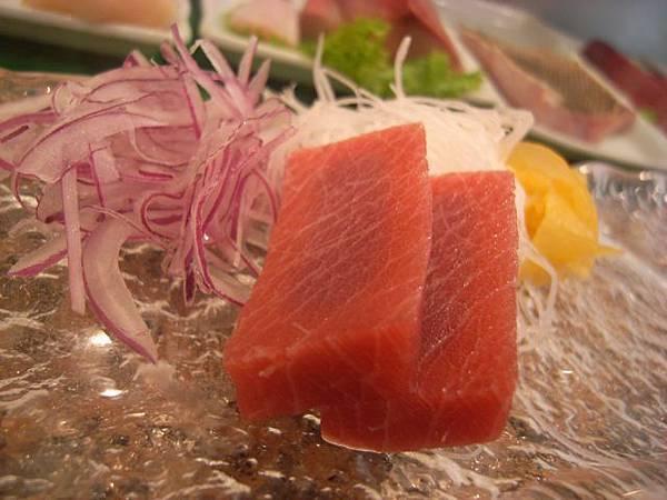 營養的鮪魚