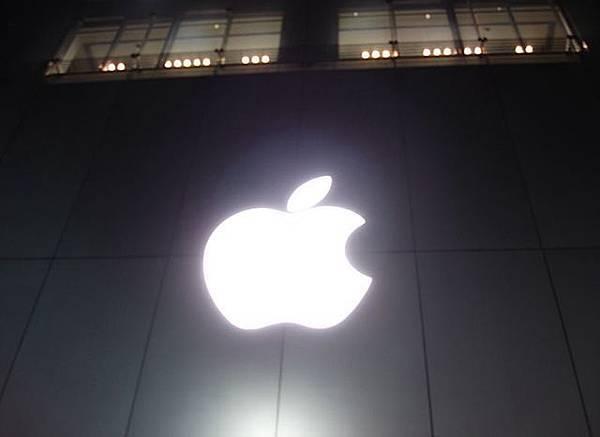 銀座的蘋果