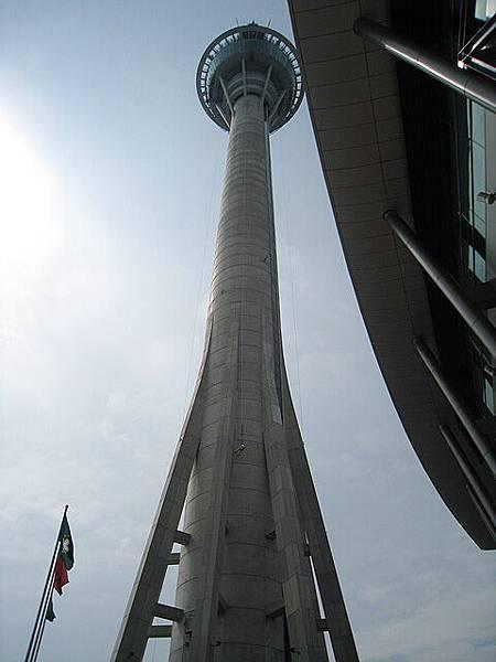 觀光塔有這麼高