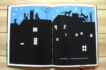 夜裡的貓7(96.6.14)