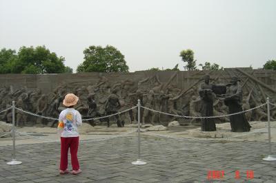 苏州,公交車之旅--桂花公園5(96.6.16)