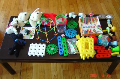 玩數學16 : 來玩買東西的遊戲3(96.6.21)