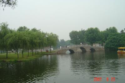 苏州,到動物園和东园散步1(96.6.25)