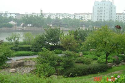 苏州,到動物園和东园散步6(96.6.25)
