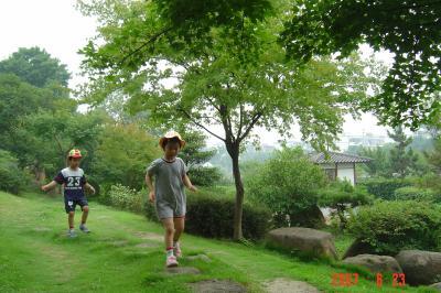 苏州,到動物園和东园散步7(96.6.25)