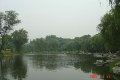 苏州,到動物園和东园散步8(96.6.25)