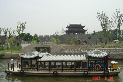 苏州,白居易為民修山塘5(96.6.29)