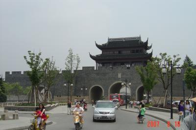 苏州,白居易為民修山塘6(96.6.29)