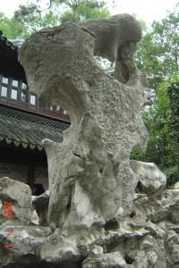 苏州,假山王國獅子林3(96.7.1)
