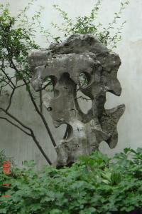 苏州,假山王國獅子林5(96.7.1)