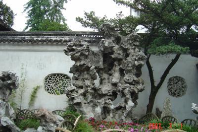 苏州,假山王國獅子林7(96.7.1)