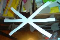 琳琳的勞作課:風車4(96.7.3)
