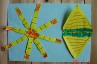琳琳的勞作課:風車8(96.7.3)