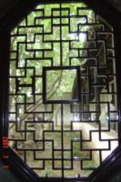 苏州园林的趣味(3):窗格的基本圖案4(96.7.15)