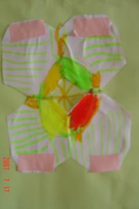 苏州园林的趣味(5):嘟和琳畫窗格3(96.7.18)