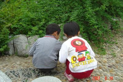 苏州园林的趣味(5):生活中的視而不見1(96.7.19)