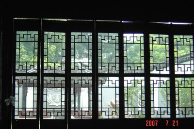 回到心靈的家:蘇州的靜思書軒8(96.7.24)