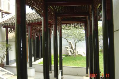 回到心靈的家:蘇州的靜思書軒9(96.7.24)