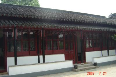 回到心靈的家:蘇州的靜思書軒10(96.7.24)