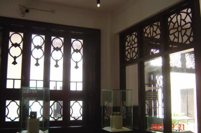 蘇州民俗博物館:舅舅送上學3(96.7.28)